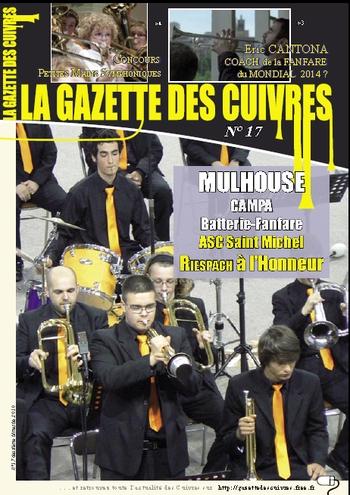 La Gazette des Cuivres N°17
